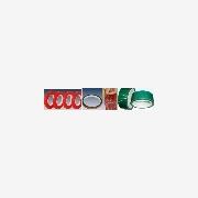 公明胶带厂/绿色高温胶红色高温胶