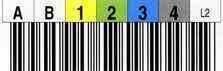 IBM条形码 标签, IBM 磁带 标签