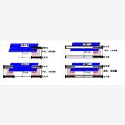 供应EWMIPMYJP288/256/320纸板纠偏装置,在线对中