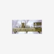 供应深圳全自动活塞式灌装旋盖机