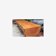 供应非洲实木大板 黄花梨木 餐桌