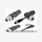 供应信息M8传感器连接器M8电缆插头