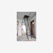 供应信息唯佳wj-3城乡阁楼楼梯精品装修自动伸缩楼梯