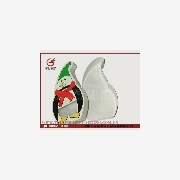 圣诞雪人盒 公仔盒 卡通盒