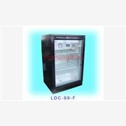 供应玻璃门低温小冰箱